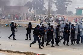 Police Arrest 100 Over Angola Anti-Government Demos | Voice of America -  English